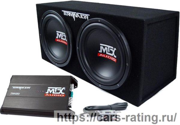 MTX Audio Terminator