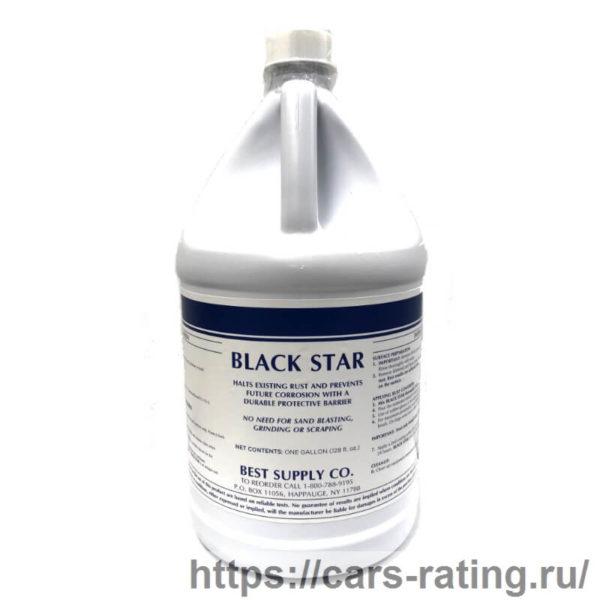 MRO Chem Black Star Rust Converter