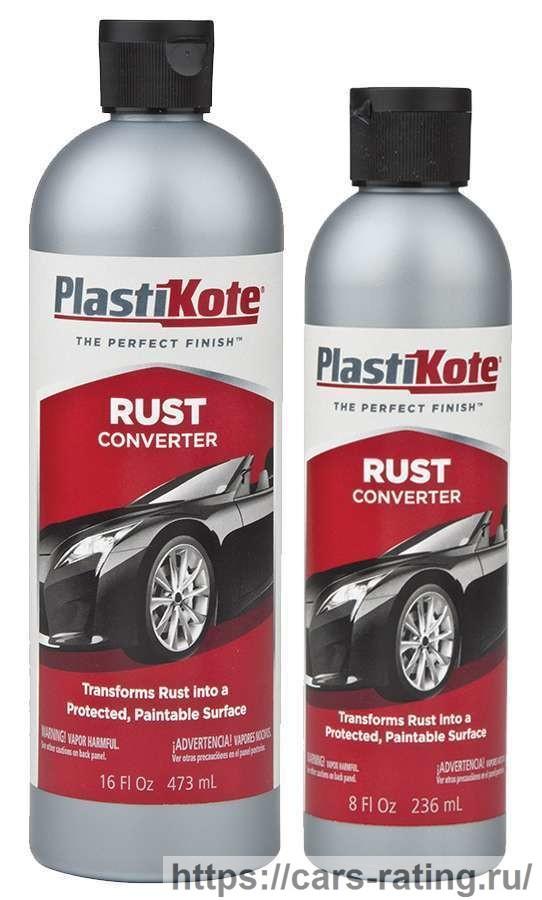 PlastiKote Rust Converter