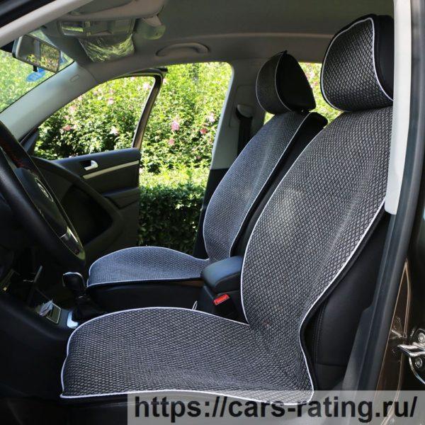 Quick-Dry Microfiber Seat Protector