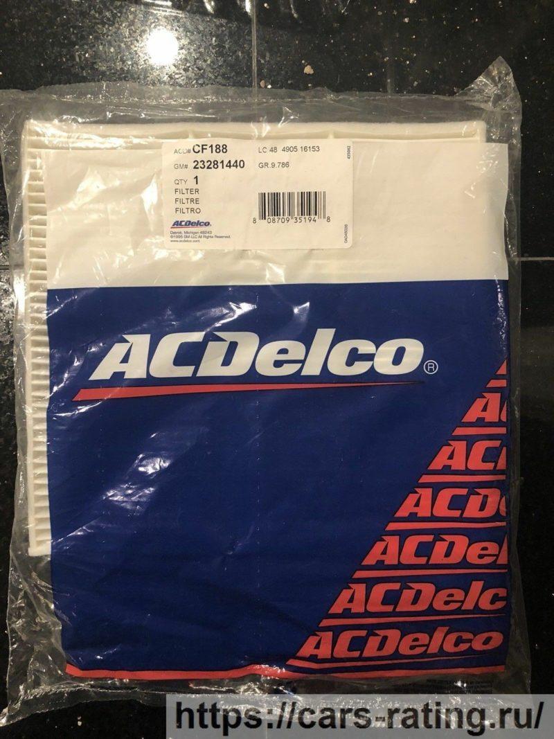 ACDelco CF188