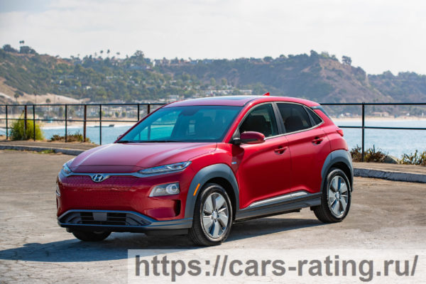 Hyundai Kona Crossover Electric