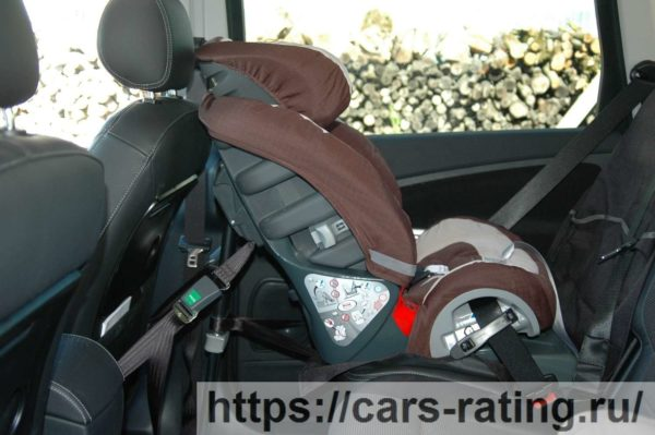 Britax Romer MULTI-TECH II