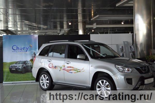 Chery Automobile Co Ltd