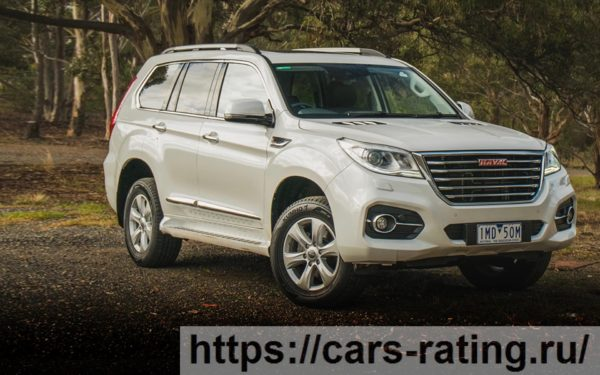 Great Wall Motors Haval H9