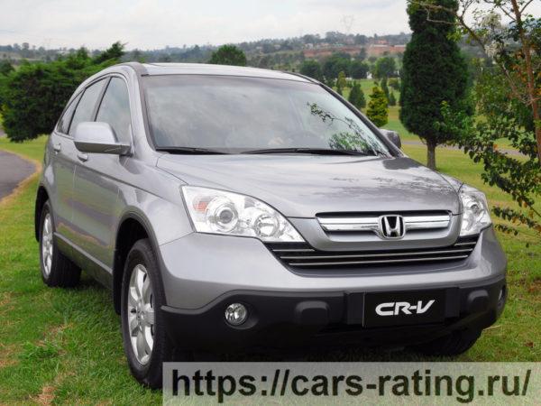 Honda CR-V – III