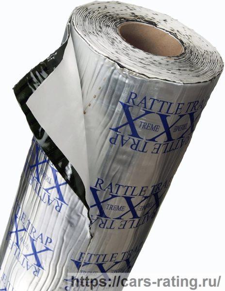 FatMat Sound Deadener Kit