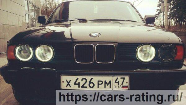 BMW 520 (E34) 1989