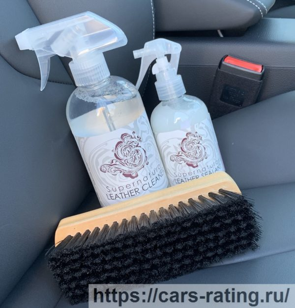 Dodo Juice Supernatural Leather Cleaner