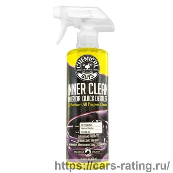 Chemical Guys InnerClean Interior Quick Detailer and Protectant
