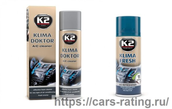 K2 KLIMA FRESH MOUNTING AGENT