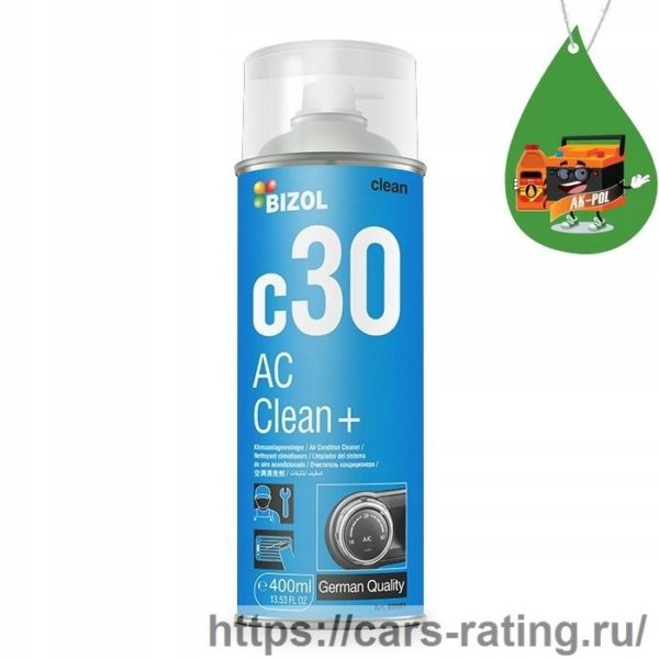 BIZOL AC Clean + C30
