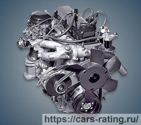Двигатель ЗМЗ 402 2.45 л.