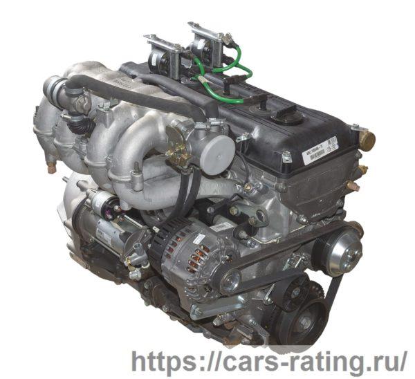Двигатель ЗМЗ 406 2.3 л.
