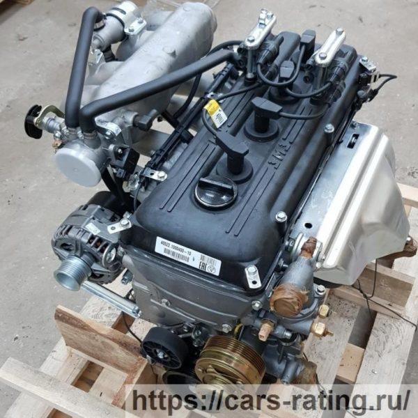 Двигатель ЗМЗ 405 2.5 л.