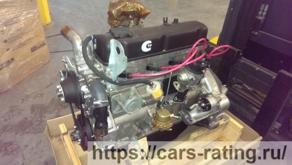 Двигатель УМЗ 421 / 4213 / 4215 / 4216 / 4218 2.9 л.