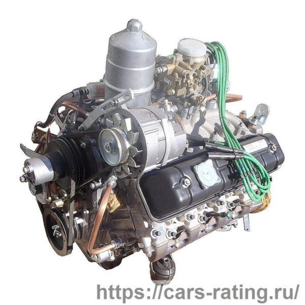 Двигатель ЗМЗ 511