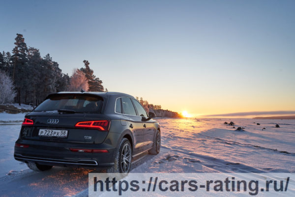 Audi Q5 I (8R) Рестайлинг