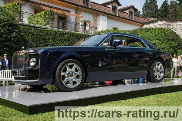 Rolls-Royce Sweptail - 13 000 000 долларов