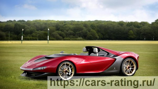 Ferrari Pininfarina Sergio - 2 900 000 долларов