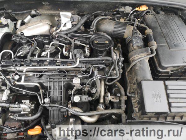 Volkswagen 1.6 TDI CR