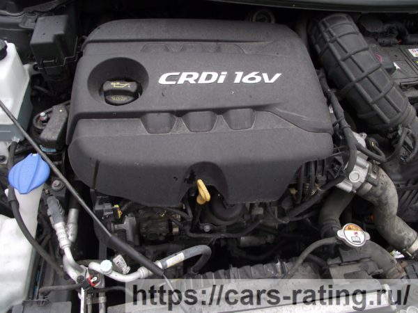 Hyundai / Kia 1.6 CRDi