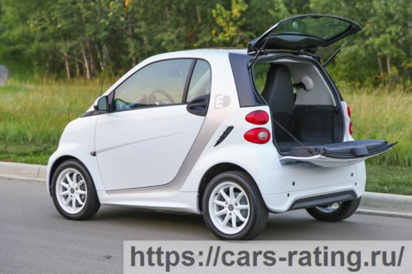Mercedes Smart For Two CDI