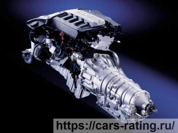 двигатель м57 бмв