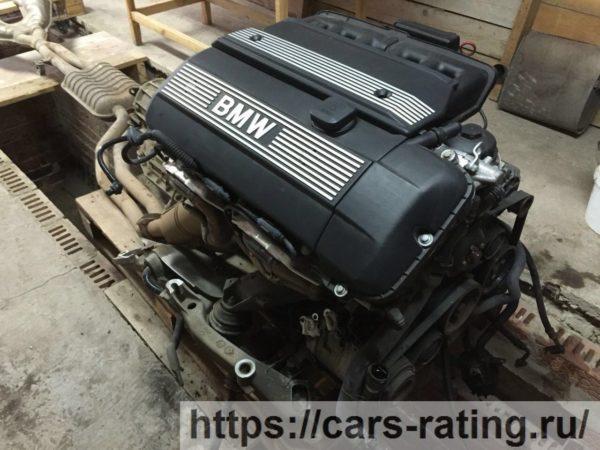 двигатель м54 бмв
