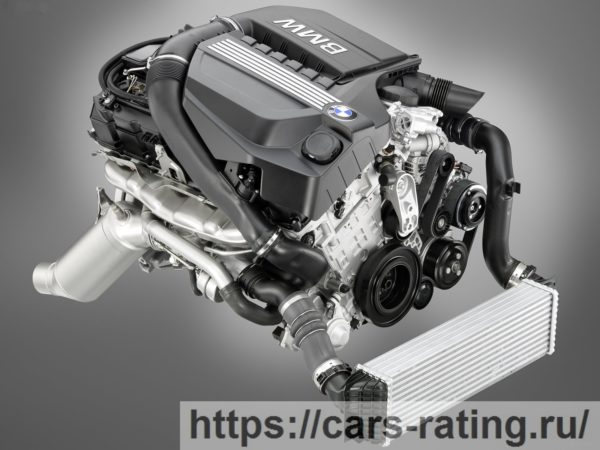 двигатель n55 bmw