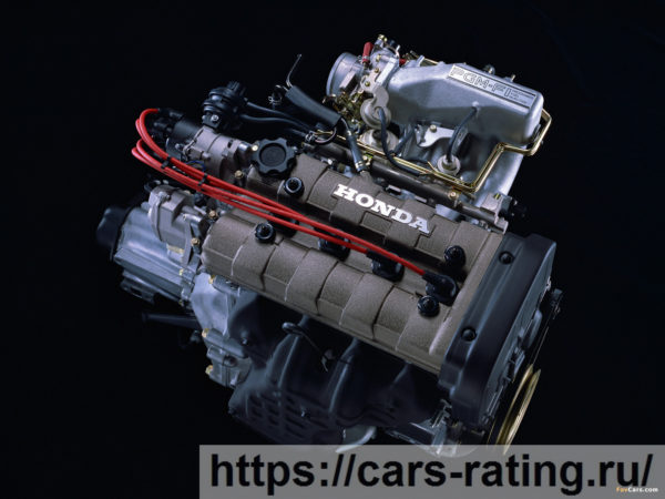 Honda D-Series двигатель